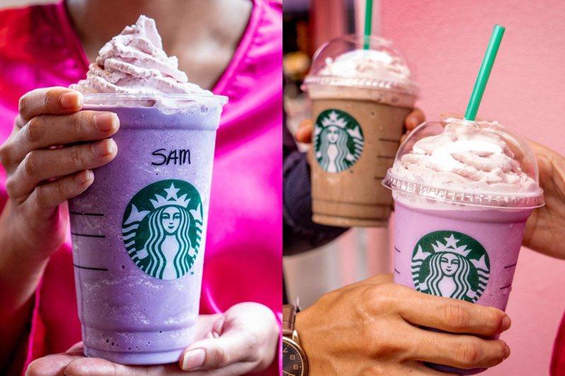 圖/擷取自Starbucks Malaysia粉專