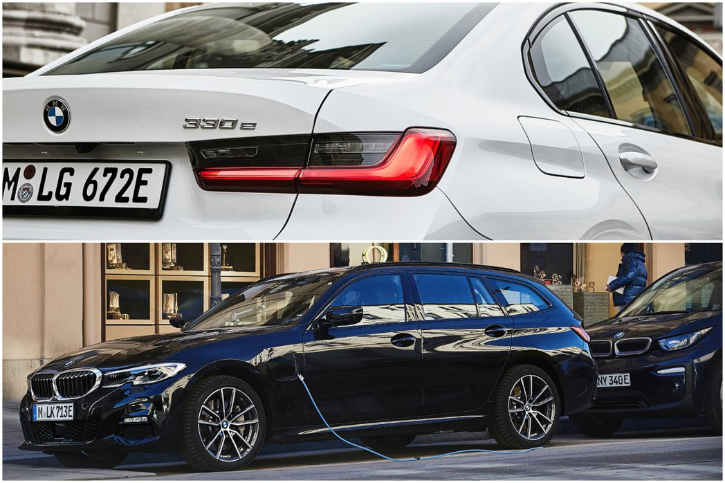 BMW正式推出全新330e Touring。 摘自BMW