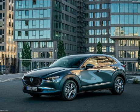 Mazda全新底盤平台開發中 首輛電動車MX-30將在2021年3月登場