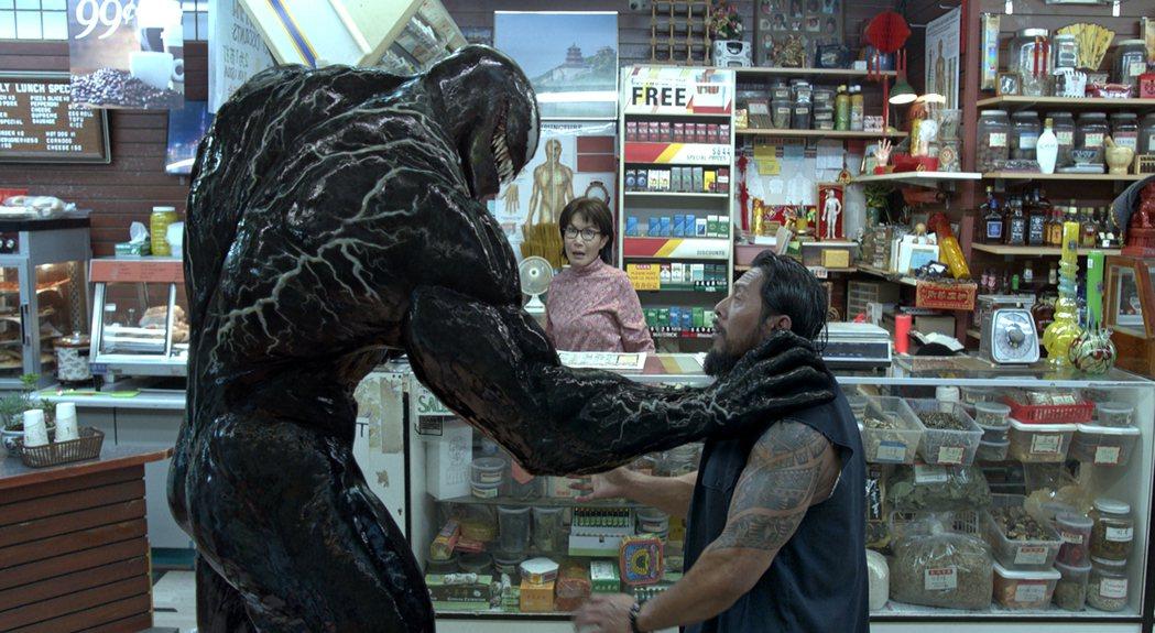 以蜘蛛人中反派角色為主的「猛毒」系列也會持續拍下去。圖/摘自imdb