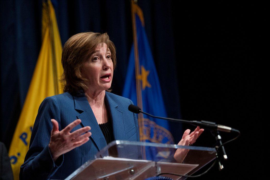 美國疾病管制與預防中心(CDC)的呼吸道疾病暨免疫中心主任南西.梅森尼爾。路透