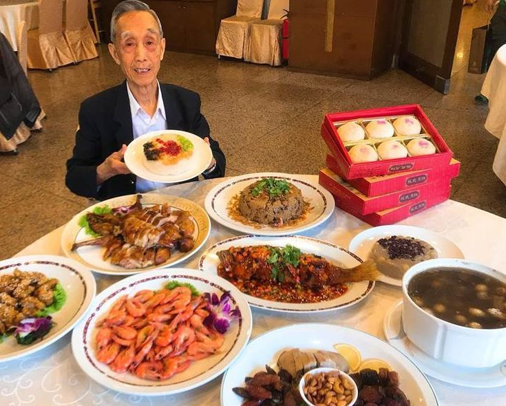 高雄市著名、老字號江浙菜館祥鈺樓餐廳,不敵新冠肺炎疫情,決定在二月底停業。圖/本報資料照片