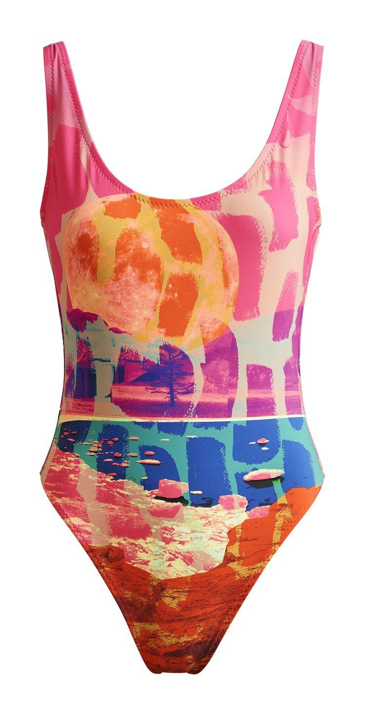 H&M Studio春夏系列泳裝1,299元。圖/H&M提供