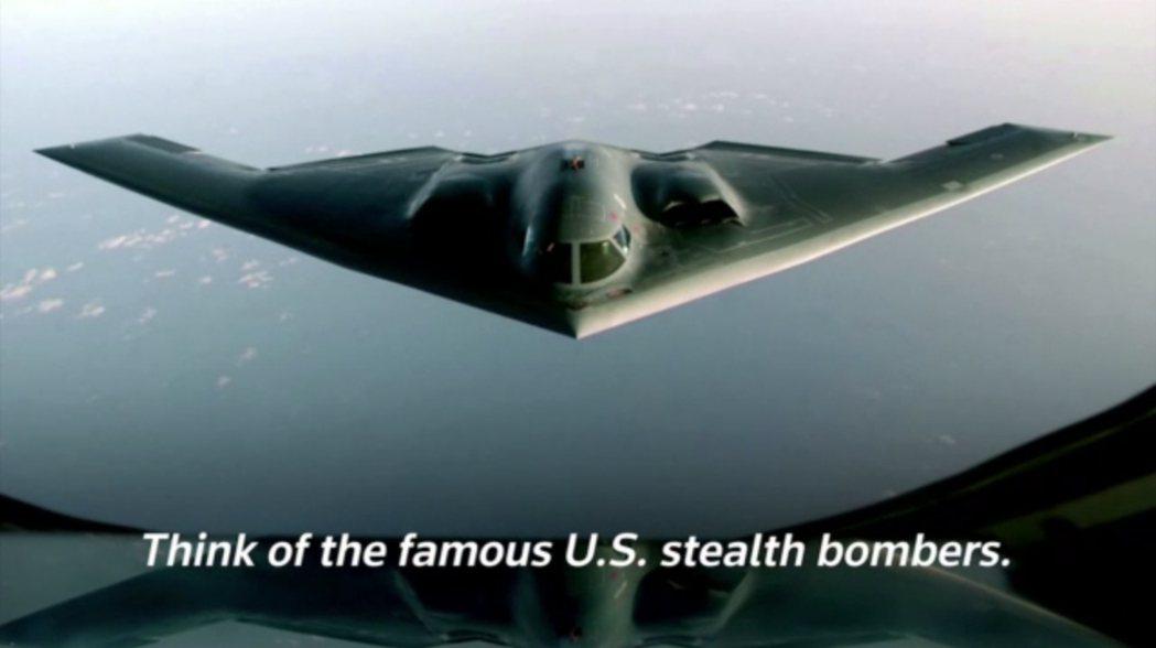 空巴的概念機設計,令人想起知名的美軍B-2「幽靈」戰略轟炸機。路透
