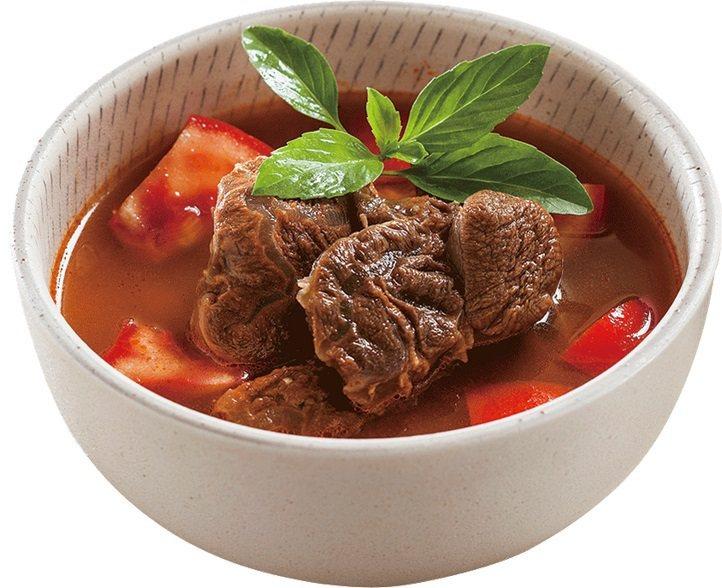 享點子番茄牛肉麵,7-ELEVEN預購誌1包售價189元、10包售價1,360元...