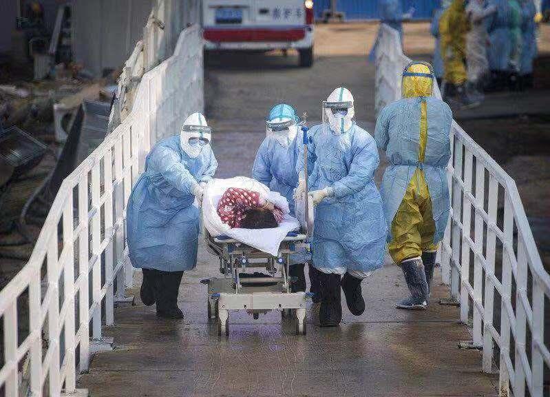 新冠肺炎疫情仍蔓延。圖/取自美聯社