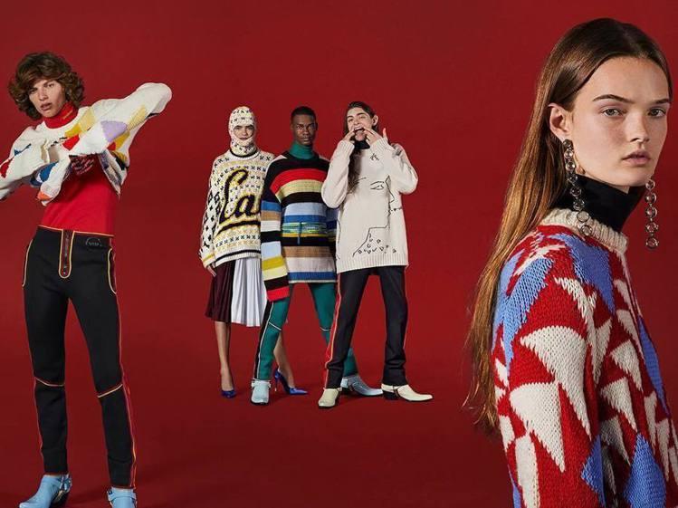 Raf Simons操刀的Calvin Klein都曾獲得時尚迷相當高的評價,設...