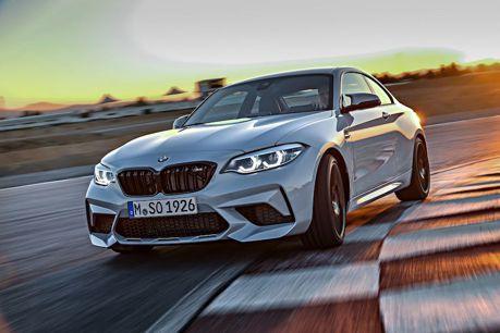 影/BMW M2 Competition手排版本超熱血 車主卻把引擎操爆了!