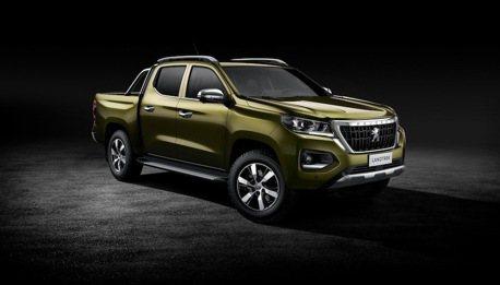 影/全新法系皮卡誕生! Peugeot Landtrek發表,主攻南美、非洲市場!