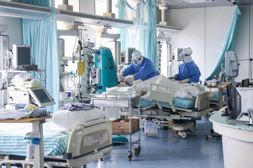 新冠肺炎有可能是世界衛生組織幾年前曾警告過的大疫病「X疾病」。新華社