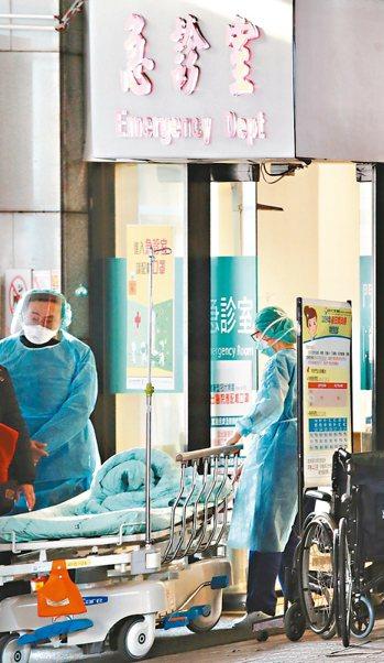 醫護禁令中央流行疫情指揮中心宣布醫院醫事人員禁止赴陸港澳,欲至旅遊警戒國家,...