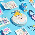 迪士尼灰姑娘誕生70周年 紀念包款每種都想帶回家!