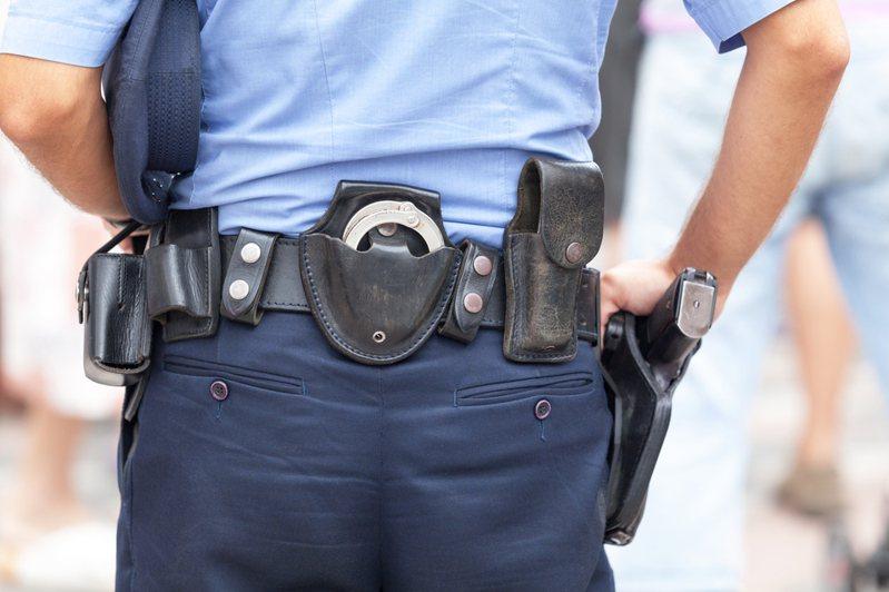 警察示意圖。圖/Ingimage