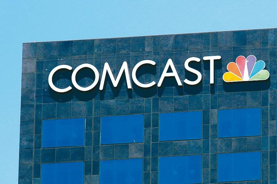 美國有線電視巨擘康凱斯特。 路透