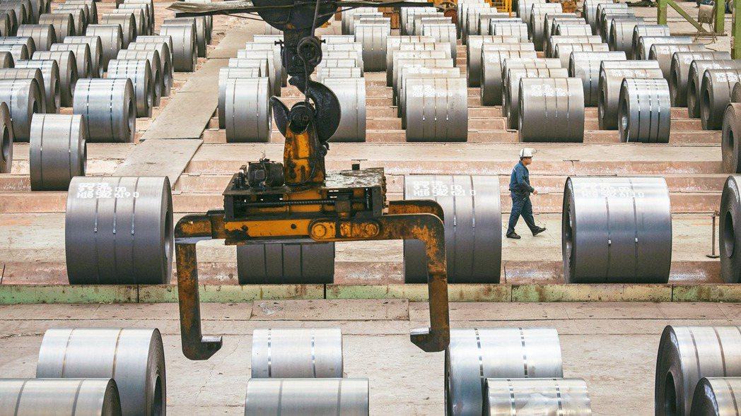豐興表示,鋼市需求上半年持審慎樂罐看法。 路透