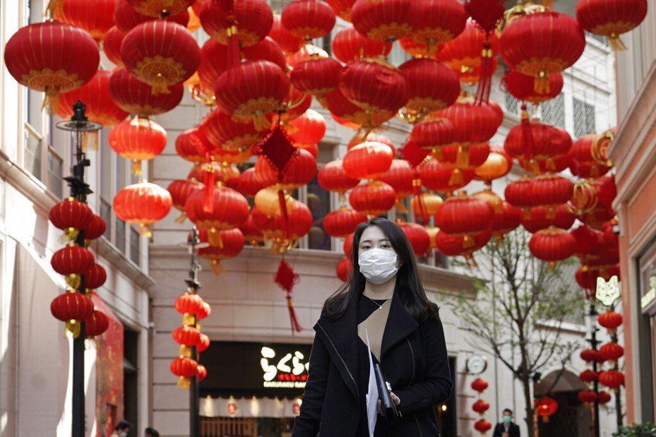 香港新冠肺炎病例累計至今達91例。 美聯社