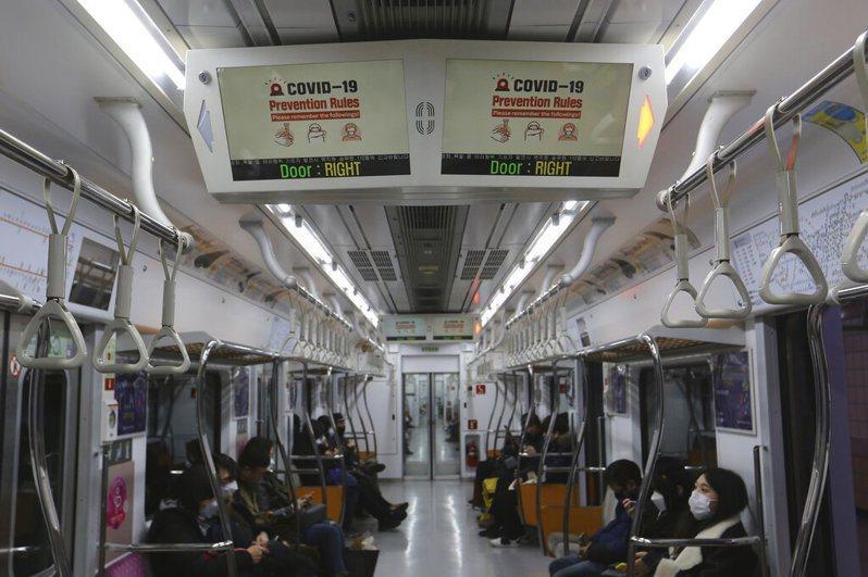 赴以色列朝聖回國的韓國朝聖團,39名團員中共有29人感染新冠肺炎。 美聯社