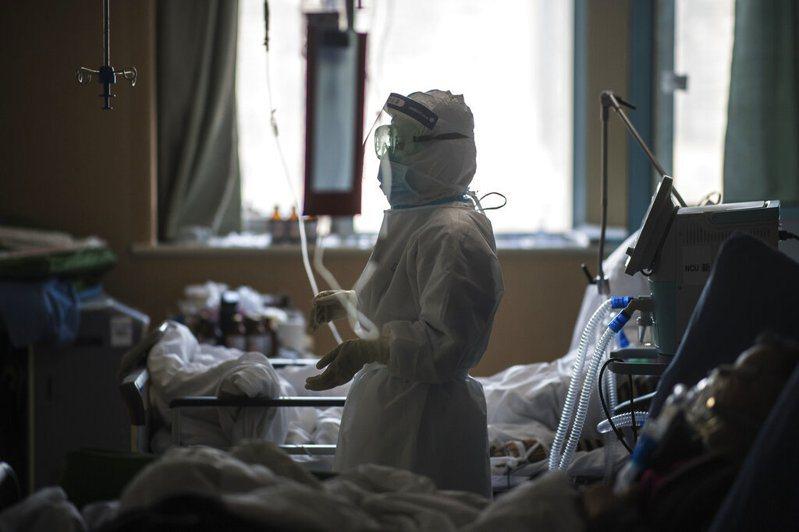 巴林出現首起新冠肺炎確診病例。 美聯社