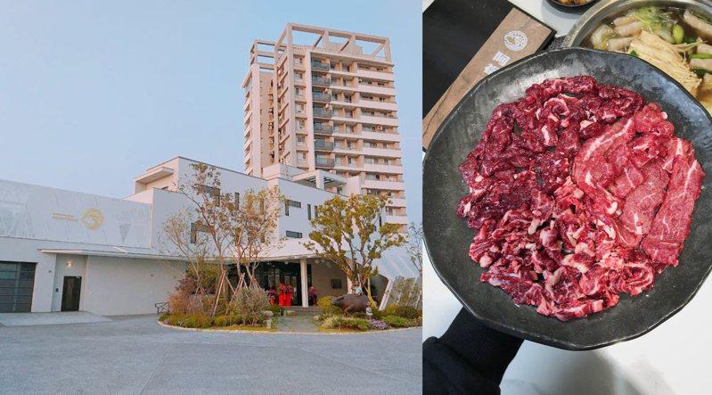 「阿裕牛肉」首家分店歷時3年建成。圖/FB粉專南風桑、部落客傻妞吃台南授權