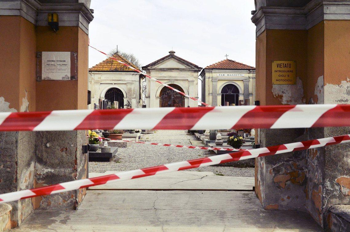 如果疫情持續失控,「對於體質本就孱弱的義大利經濟,恐會帶來進一步的災難衝擊。」 ...