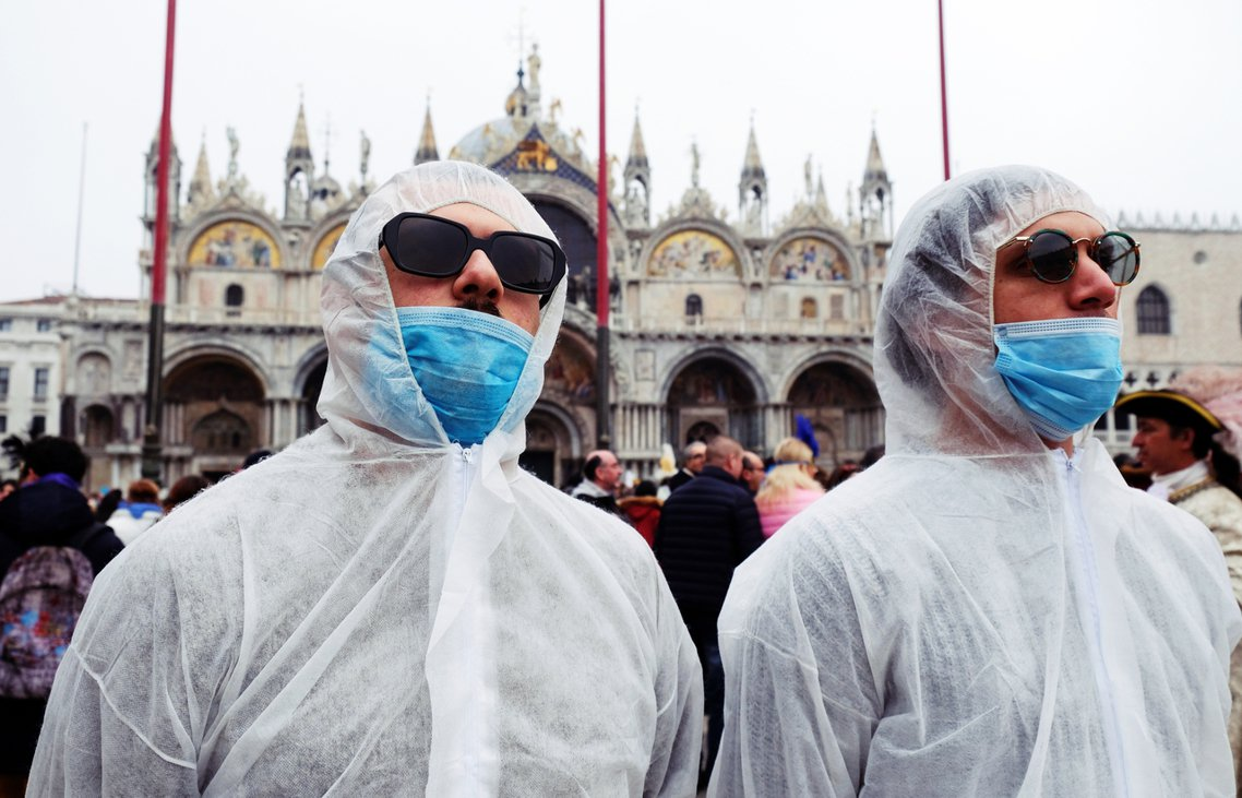 義大利過去72小時遭遇了突襲式的疫情大爆發,一舉成為僅次中國、南韓的世界第三疫區...