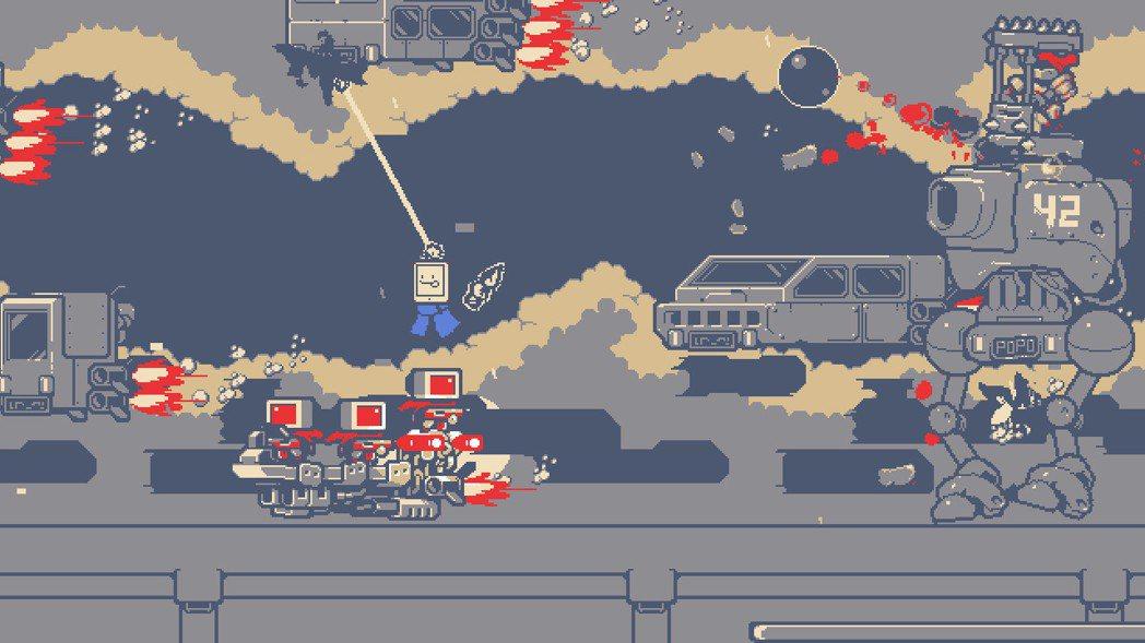 《Kunai》遊戲畫面