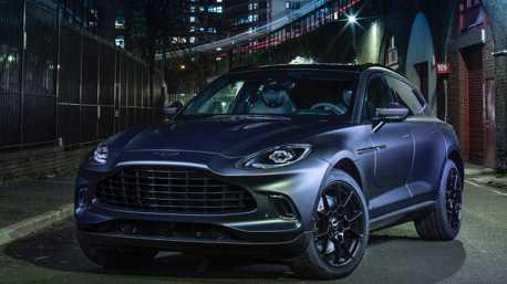 別讓鈔票限制你的想像!Aston Martin DBX By Q將在日內瓦車展登場