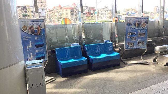 為紓解台北捷運文湖線尖峰時間搭乘人潮、提升乘客座椅舒適度,北捷公司維修團隊規畫3...