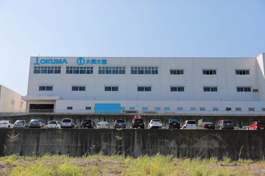 大同大隈二期倉庫與三期作業廠房基地照。圖/新北市經發局提供