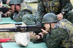 預防新冠肺炎群聚感染 國防部宣布3、4月暫停後備軍人教召