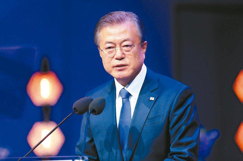 南韓總統文在寅(路透)