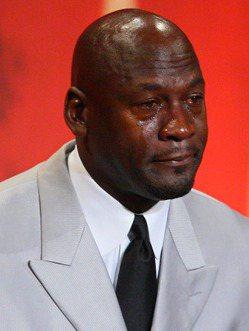 「Crying MJ(哭泣的MJ)」 ─ 2009年9月11日Michael J...
