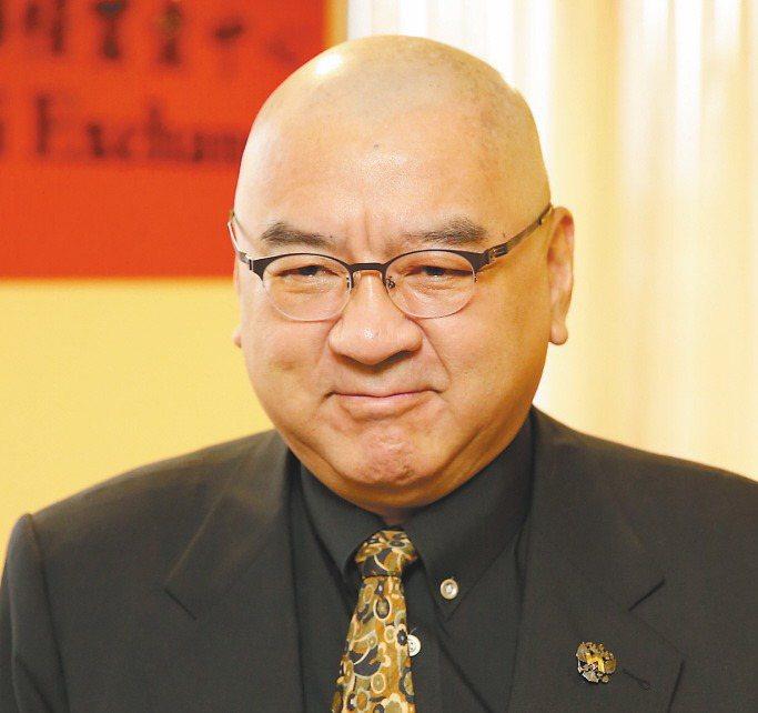 南山人壽大股東兼董事尹衍樑。 圖/聯合報系資料照片