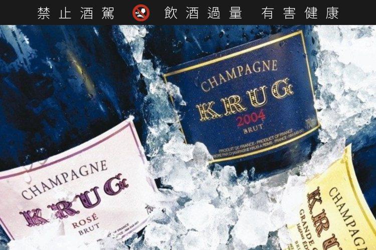 香檳每年花費數億美元在全世界行銷上,叫人不愛也難! 圖/聶汎勳 ※ 提醒您:禁...
