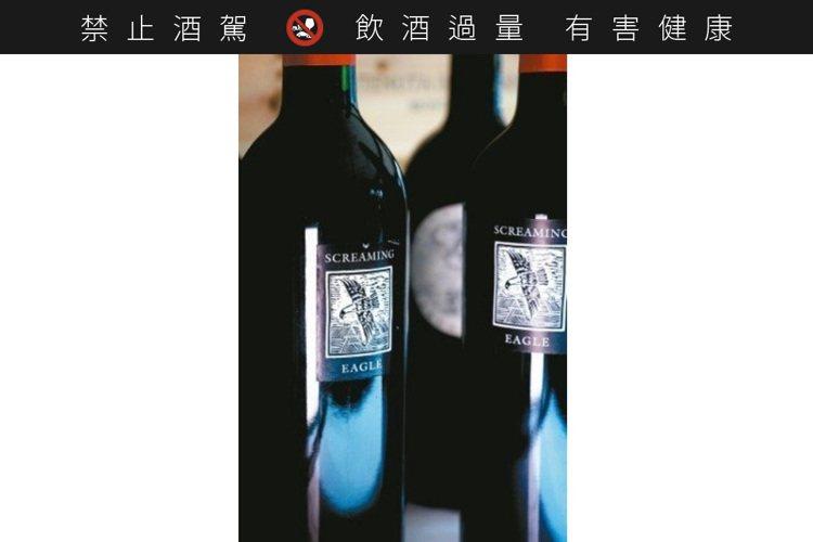美國膜拜酒(Cult Wine)的始祖之一Screaming Eagle,現在看...