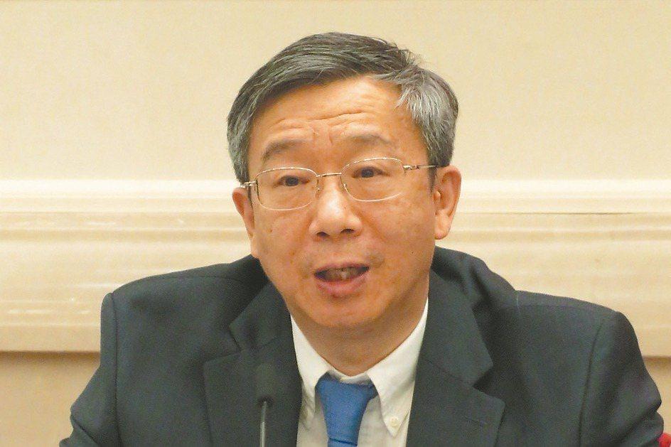 中國人民銀行行長易綱 本報系資料庫
