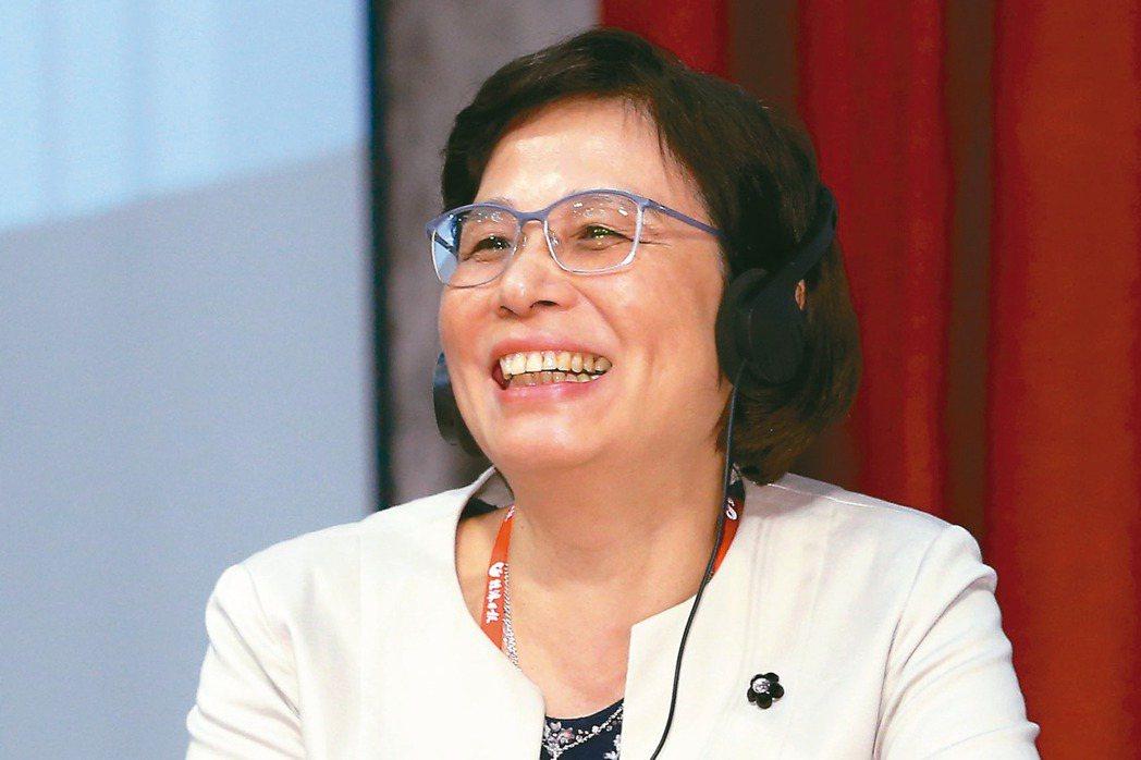 新任WTO副常任代表楊珍妮