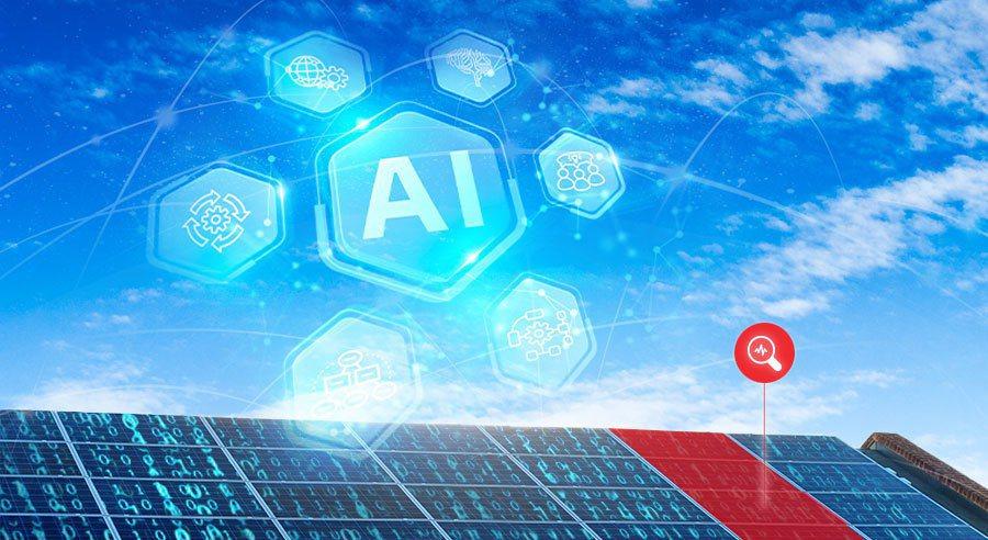 盛齊AI診斷鋼鐵廠太陽能發電量可增加16%。盛齊綠能/提供