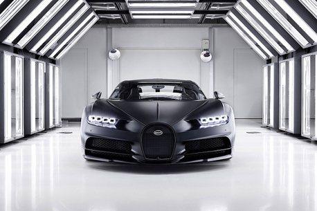 買或不買都歡迎來看看?Bugatti Chiron產量一半達陣,第250輛將現身日內瓦車展