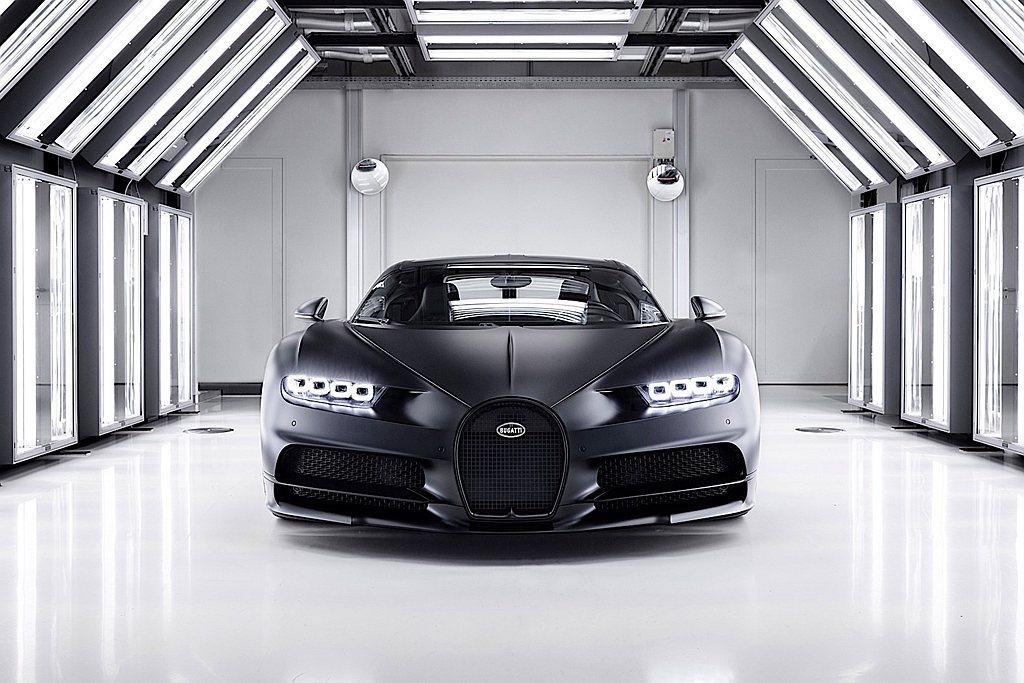 Bugatti將於日內瓦車展展出第250輛Chiron。 圖/Bugatti提供