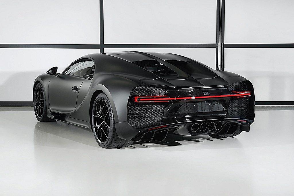 Bugatti CEO Stephan Winkelmann透露,限定生產500...