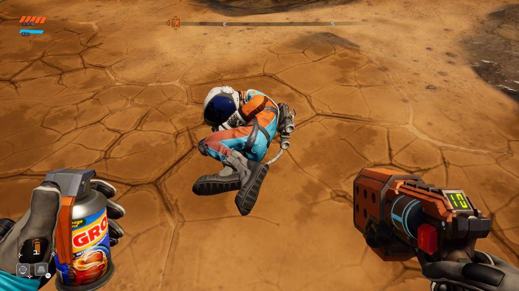 當你死亡時,太空船會製作出保留你記憶的複製人來繼續進行遊戲,你還可以找到「上一個...