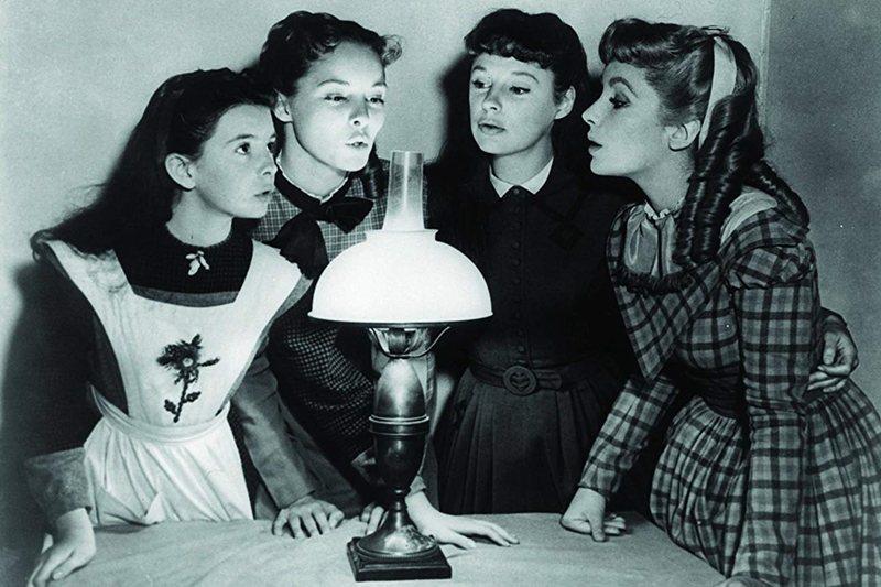1949年版《小婦人》劇照。 圖/IMDb