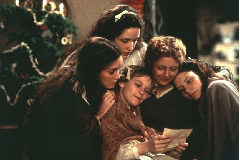 1994年《新小婦人》劇照。 圖/IMDb