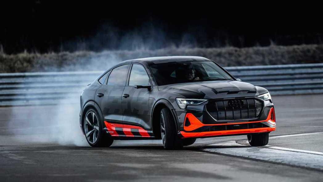 Audi e-tron S、e-tron S Sportback更可透過增壓功能...