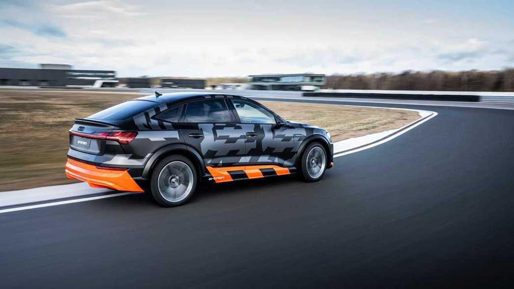 Audi e-tron S、e-tron S Sportback在一般情況下最大...