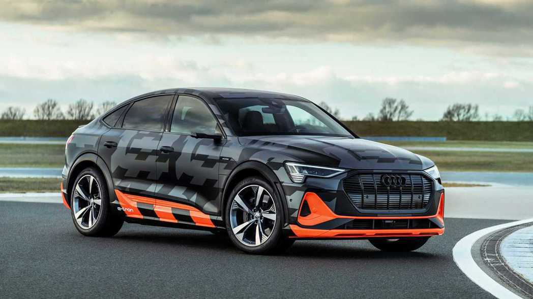 Audi發表e-tron S、e-tron S Sportback兩款高性能純電...