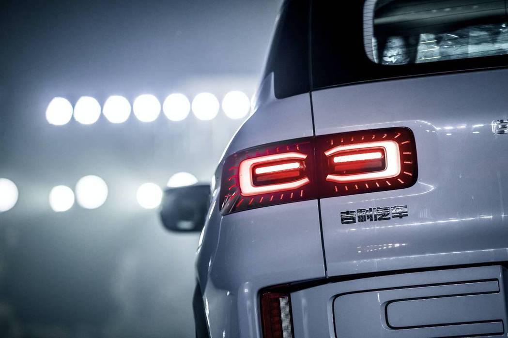 吉利汽車在中國推出了線上賞車與銷售服務。 摘自吉利汽車