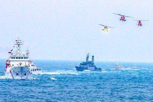 誰破壞了深海的大鳳梨?從中國船隻在臺灣淺堆抽砂談起(下)
