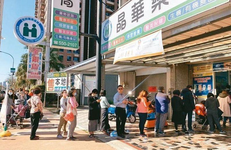 請託買口罩是目前最熱門的選民服務。 圖/聯合報系資料照片